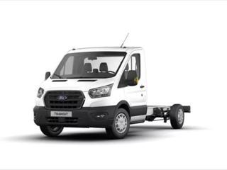 Ford Transit 2,0 EcoBlue 125 kW  L3 podvozek Trend podvozek nafta