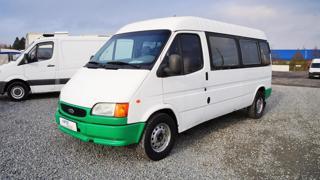 Ford Transit 2.5TD BUS 15míst/tažné/ ČR příměstský
