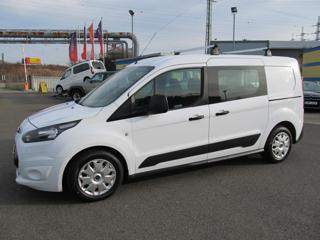 Ford Transit Connect 1.6 TDCI 5 míst LONG L2 pick up