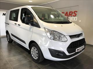 Ford Transit Custom 2,0   TDCI K-VAN 1.MAJ ČR DPH užitkové nafta