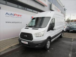Ford Transit 2,0 D L3H3 1.ČR SERVIS TAŽNÉ skříň nafta