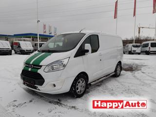 Ford Transit Custom 2.2 TDCI LIMITED EDITION skříň