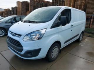 Ford Transit Custom 2,2 TDCI Klima Navi 1.Maj DPH užitkové nafta