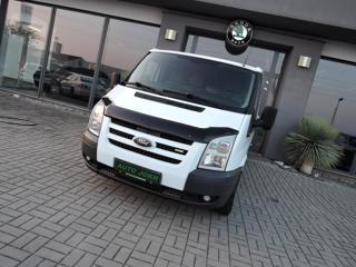 Ford Transit 2.2 TDCI 85kW KLIMA ALU TOP STAV skříň