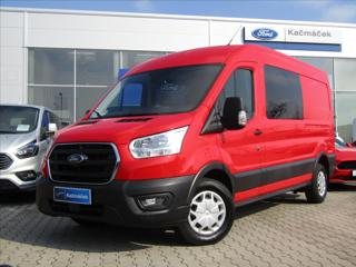 Ford Transit 2,0 EcoBlue MHEV KombiVan L3H2 skříň nafta