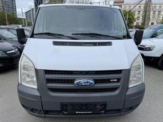 Ford Transit KLIMA+BEZ KOROZE !!! skříň