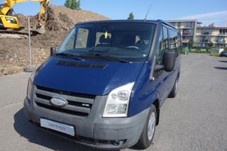 Ford Transit 300 2.2 TDCi ČR ! 6 MÍST !!! skříň