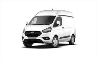 Ford Transit Custom 2,0 EcoBlue 96 kW  Trend skříň nafta