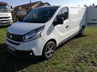 Fiat Talento 2019, 2000 ccm, 114 kW skříň