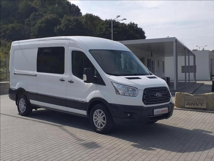 Ford Transit 2,0 L3H2,ČR,AUTOMAT,1 MAJ skříň nafta