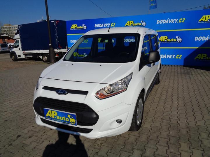 Ford Tourneo Connect L2H1 5MÍST 1.6TDCI KLIMA SERVISKA užitkové