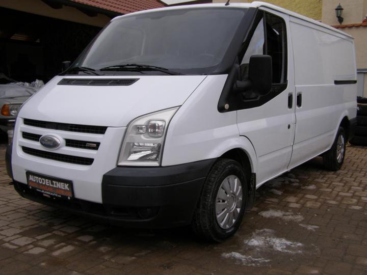 Ford Transit 2.2 TDCI  172000km 2x soupacky užitkové