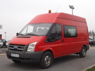 Ford Transit 2.2 TDCi užitkové nafta