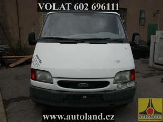 Ford Transit 1996, 2000 ccm, 84 kW, benzin užitkové benzin
