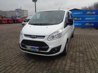 Ford Transit Custom L2H1 9 MÍST BUS KLIMA 2.2TDCI  SERV užitkové