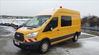 Ford Transit 2,2 L3H3 6 míst klima č.67. užitkové nafta