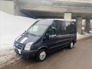 Ford Transit 2,2 TDCI OBYTNÁ VESTAVBA SERVISKA minibus nafta
