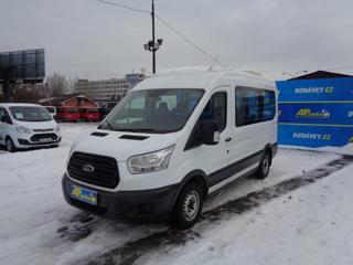 Ford Transit 2.2TDCI L2H2 9MÍST BUS KLIMA SERVIS užitkové