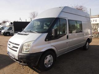 Ford Transit L3H3, 103kw,klima,tažné zař. užitkové