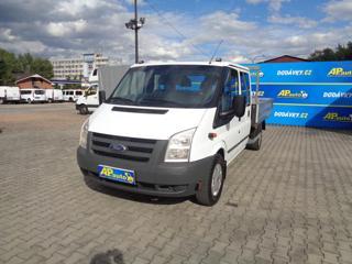 Ford Transit DVOJKABINA VALNÍK 2.2TDCI 6 MÍST užitkové