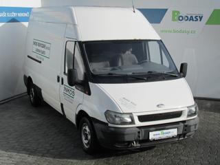 Ford Transit 2,0 DI 85 T300 koupeno v ČR užitkové nafta