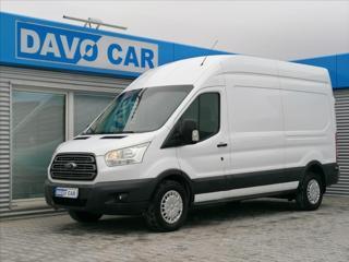 Ford Transit 2,2 TDCI 92kW Klima CZ DPH L3H3 užitkové nafta