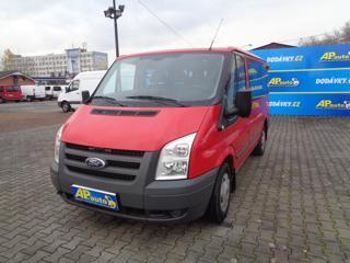 Ford Transit L1H1 9MÍST BUS KLIMA 2.2TDCI SERVIS užitkové