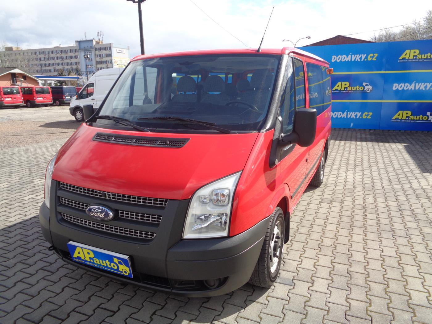 Ford Transit L1H1 9MÍST BUS 2.2TDCI SERVISKA užitkové