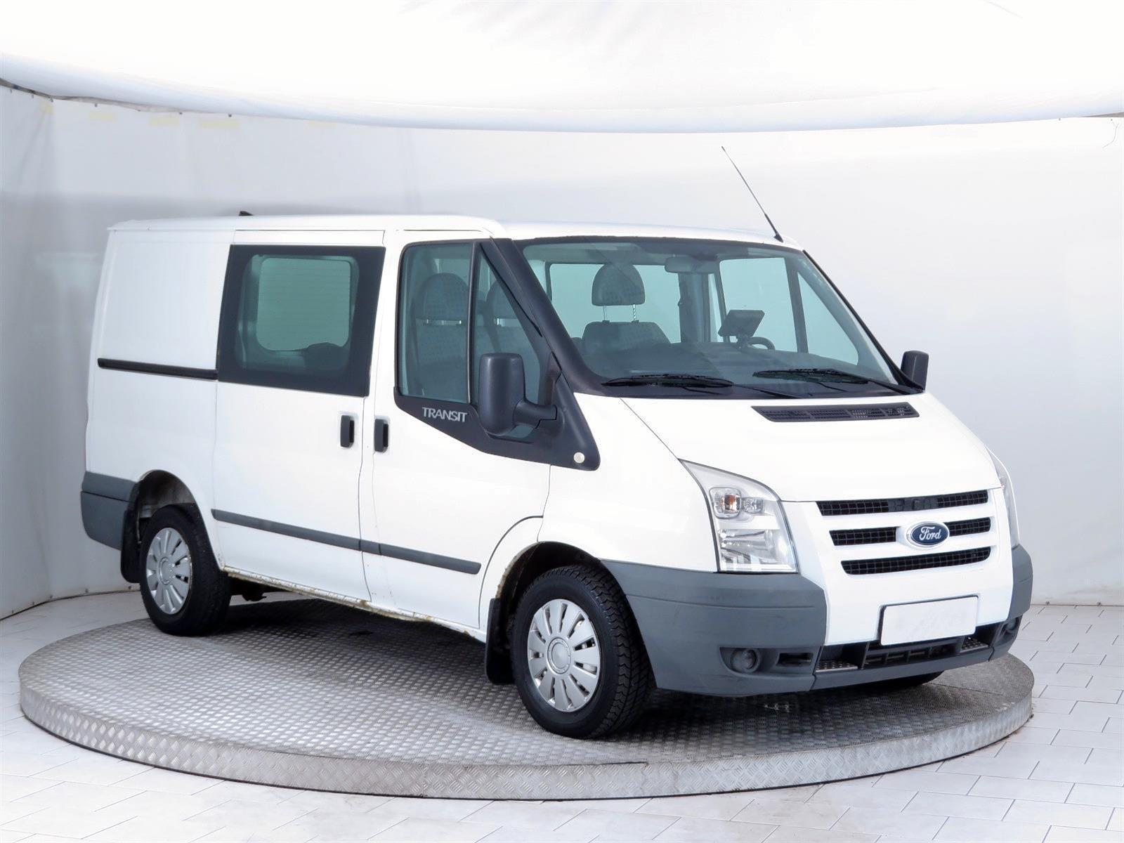 Ford Transit 2.2 TDCi 85kW užitkové nafta