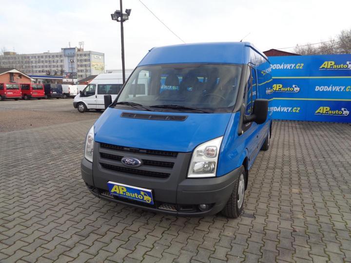 Ford Transit L3H2 9MÍST BUS KLIMA 2.2TDCI SERVIS užitkové