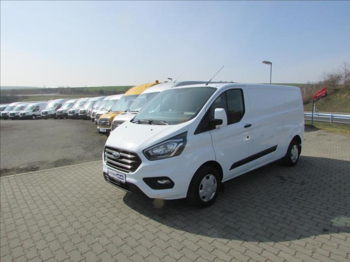 Ford Transit Custom 2,0 L2H1 klima č.147. užitkové nafta