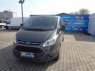 Ford Transit Custom L2H1 2.0TDCI 9 MÍST BUS KLIMA SERVI užitkové