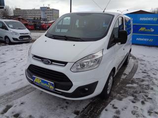 Ford Transit Custom L1H1 6 MÍST KLIMA SERVISKA užitkové - 1