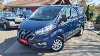 Ford Transit Custom 2,0 TDCI 77KW DPH, lift, Alu kola užitkové
