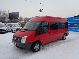 Ford Transit L3H2 9 MÍST BUS 2,2TDCI SERVISKA užitkové