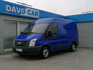 Ford Transit 2,2 TDCI CZ Klima DPH Serv.kn. L2H2 užitkové nafta