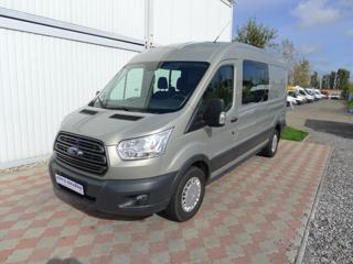Ford Transit 350L 2,2TDCI 7míst+Klima+Webasto užitkové