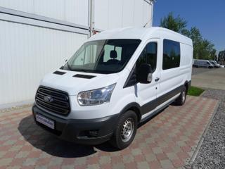 Ford Transit 330L 2,2TDCI 7míst+klima L3H2 užitkové