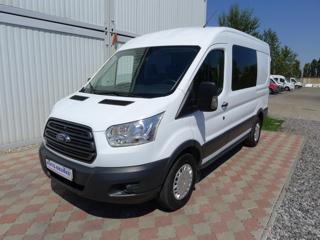 Ford Transit 350 2,2TDCI 7míst+klima užitkové