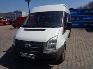 Ford Transit L3H2 9MÍST BUS KLIMA SERVISKA  2.2T užitkové