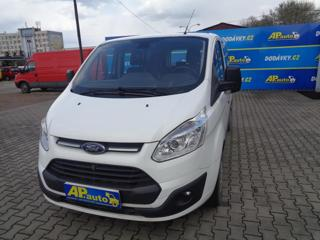 Ford Transit Custom L1H1 6MÍST KLIMA 2.2TDCI SERVISKA užitkové