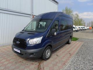 Ford Transit 350L 2,2TDCI 7míst Dílna+Klima+Weba užitkové