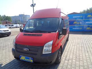 Ford Transit L3H3 2.2TDCI 9 MÍST BUS SERVISKA užitkové
