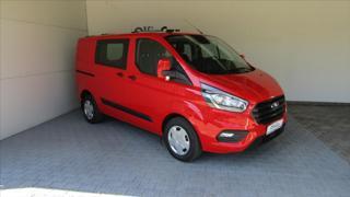 Ford Transit Custom 2,0 Ecoblue/96KW 320 L1 6 míst užitkové nafta