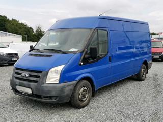 Ford Transit 2.2TDCI/63kw L3H2/klima/ ČR užitkové
