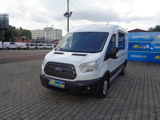 Ford Transit L2H2 2.2TDCI 7 MÍST KLIMA SERVISKA užitkové