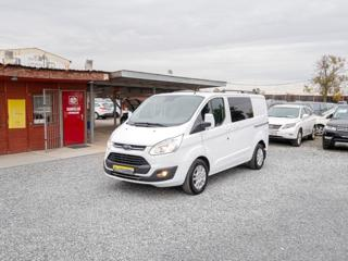Ford Transit Custom 2.0TDCI 125KW – SERVISKA užitkové nafta