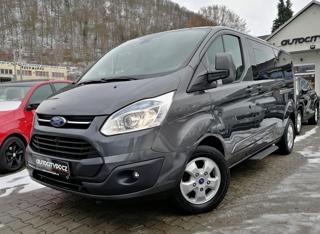 Ford Tourneo Custom 2.2TDCi 114kW TITANIUM VAN
