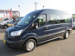 Ford Transit 2.2 TDCi 9míst ČR 1.maj VAN