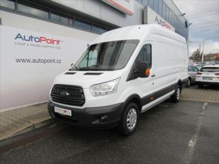 Ford Transit 2,0 D 125kw L4H3 TAŽNÉ KAMERA skříň nafta